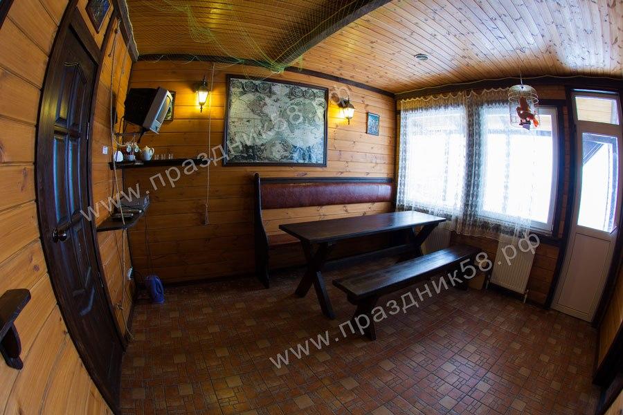 Саунный комплекс Альпийское Шале в Пензе, описание, фотографии, цены.