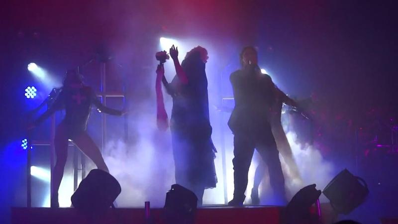 In This Moment Black Wedding Coronado Performing Arts Center Rockford Il 07 11 2017