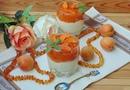 Пудинг с абрикосовым пюре