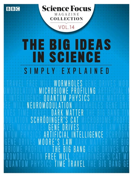 BBC Science Focus The Big Ideas in Science Simply Explained Vol14 2019