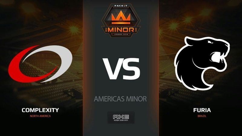 CompLexity vs FURIA, cache, Americas Minor – FACEIT Major 2018