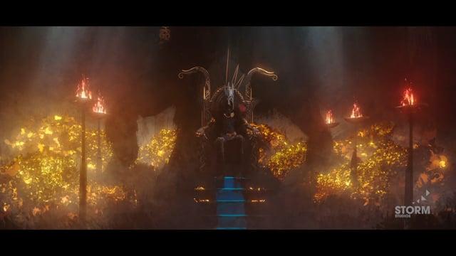 Askeladden - I Soria Moria slott - Prologue VFX breakdown