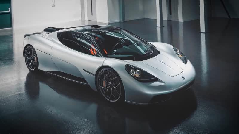 Создатель McLaren F1 представил самый удивительный суперкар нашего времени