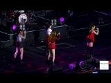 180525 BLACKPINK - WHISTLE @ Korea University Festival