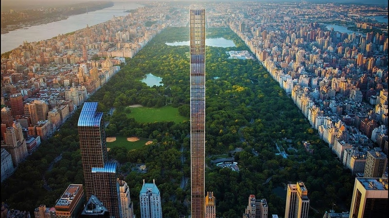 New York Completes the World's Thinnest Skyscraper UPDATE