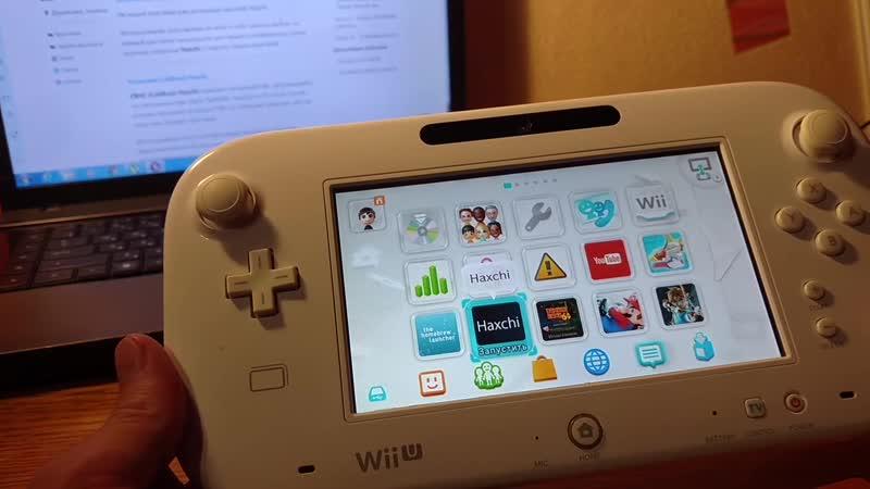 [Скуби Ду] Прошивка Nintendo WII U в 2020 году