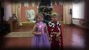Новогодний утренник. Фрагмент Золушка и принц. Танец-игра Что зимою не бывает.