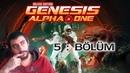 2 Adamımızı Kaybettik Hiç Şansımız Yok | 5 : Bölüm | Alpha Genesis One Deluxe Türkçe