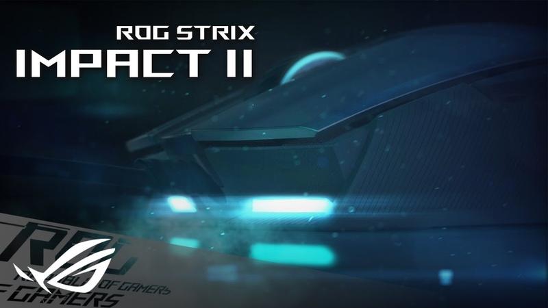 ROG Strix Impact II - The Fast, Flexible Target-Finder   ROG