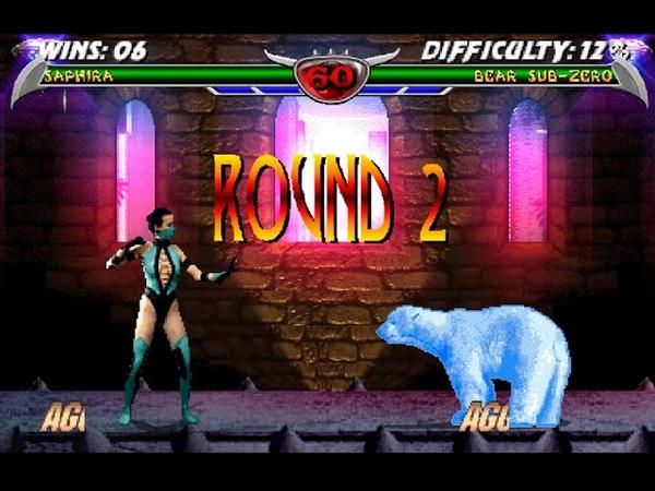 Mortal Kombat Chaotic 2018 Season 2 Saphira Full Playthrough