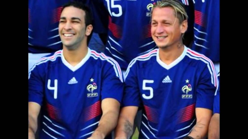 Philippe Mexes and Adil Rami forever
