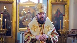 Проповедь митрополита Илариона 16 декабря 2018