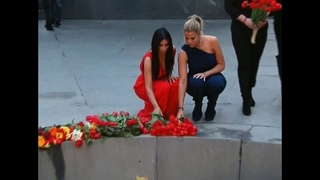 Kim & Khloe Kardashian's visiting Armenia KUWTK Season 10 Episodes14