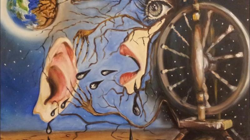 Сказка от Вегдаш про Королевство Кривых зеркал и пандемю в нем 😉 Отредактировано 😉
