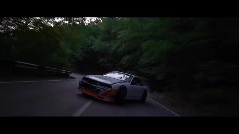 Touge drift