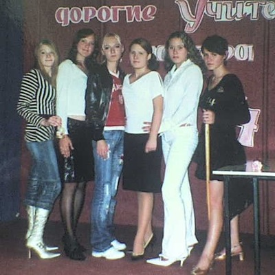 Виктория Оглобля