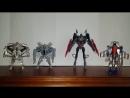 Transformers Starscream Movie VS Cartoon Comparison/Трансформеры Сравнение [Несравнимые]