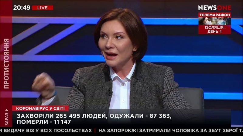 У нас были эпидемии похлеще, а сейчас нас хотят лишить гражданских прав и свобод – Бондаренко 20.03