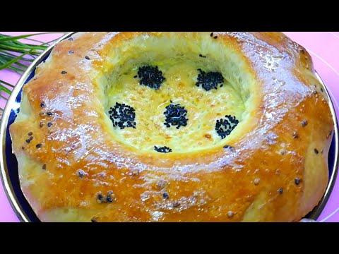Когда Лень Идти в Магазин Домашние ЛЕПЕШКИ 👍 как в Тандыре Узбечка готовить