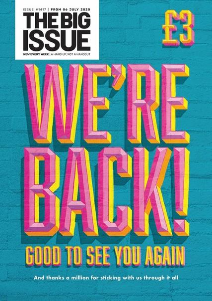 2020-07-06 The Big Issue UserUpload.Net