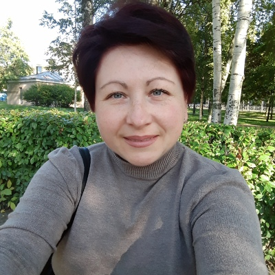 Татьяна, 45, Saint Petersburg