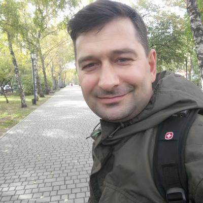 Александр, 41, Novosibirsk