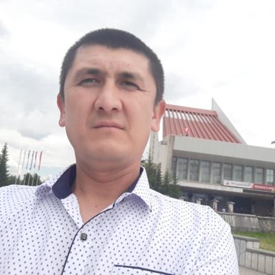 Фуркат, 36, Omsk
