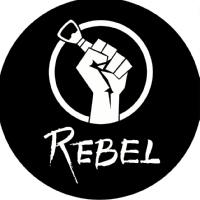 Логотип REBEL / Крафтовый Бар / Нижний Новгород