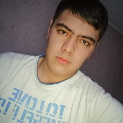 Джамшед, 26, Serpukhov