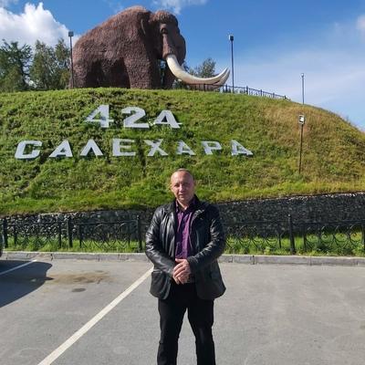 Сергей, 40, Salekhard