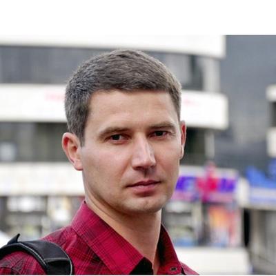 Илья Антипенко