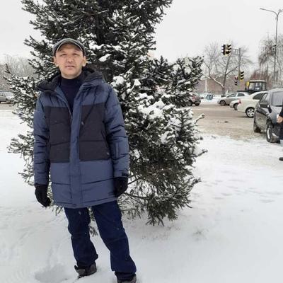 Ибрагим, 49, Astana