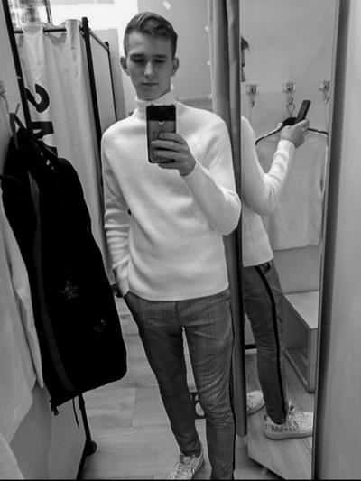 Vladimir, 19, Gomel