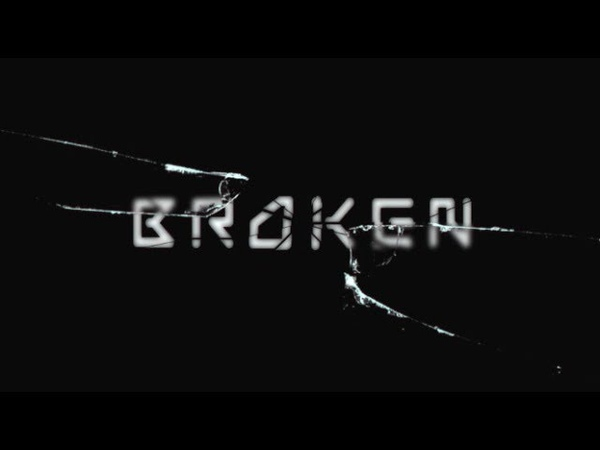 Broken Title Animation in After Effects - After Effects Tutorial - Black Mirror Inspired