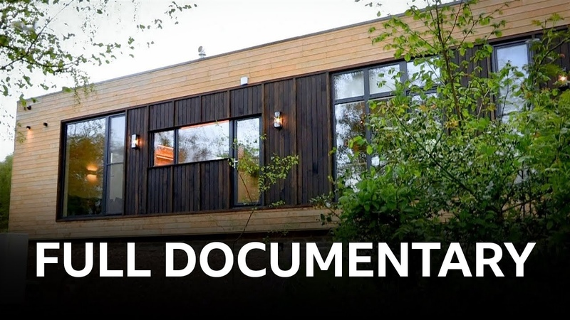 Old railway station becomes dream family home Building Dream Homes BBC Documentary