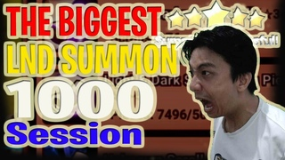 THE BIGGEST LND SUMMON SESSION 1000 SUMMON, HOW MANY LND NAT5 WE CAN GET