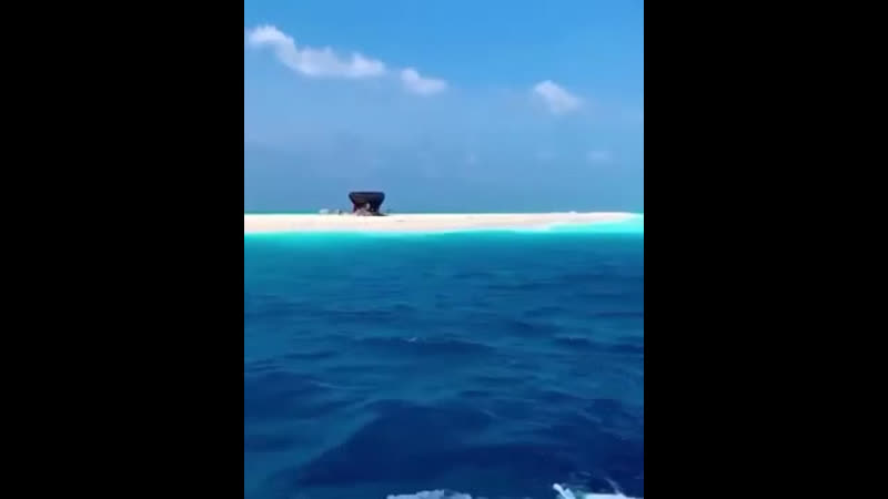50 оттенков синего на Мальдивах 💙💙💙