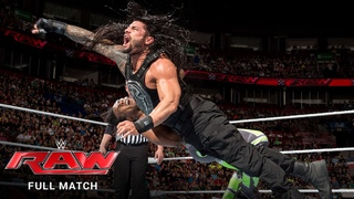 #My1 The New Day vs. Roman Reigns & Randy Orton  Handicap Match: Raw, May 4, 2015