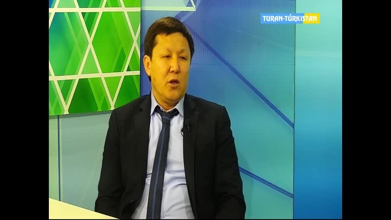 Тұран Түркістан Біздің міндет халыққа қызмет Д О Тағыбаевпен сұхбат