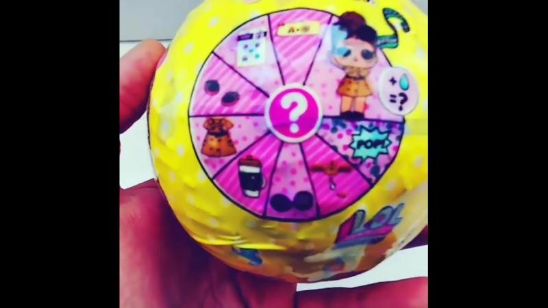Кукла LOL Konfetti POP