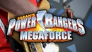 Power Rangers Megaforce Theme on Guitar