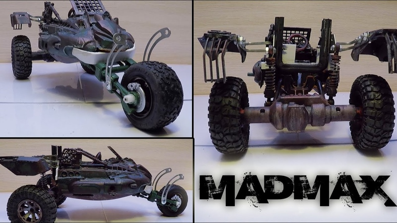 Делаем Трицикл MAD MAX Новый проект Охотник за головами