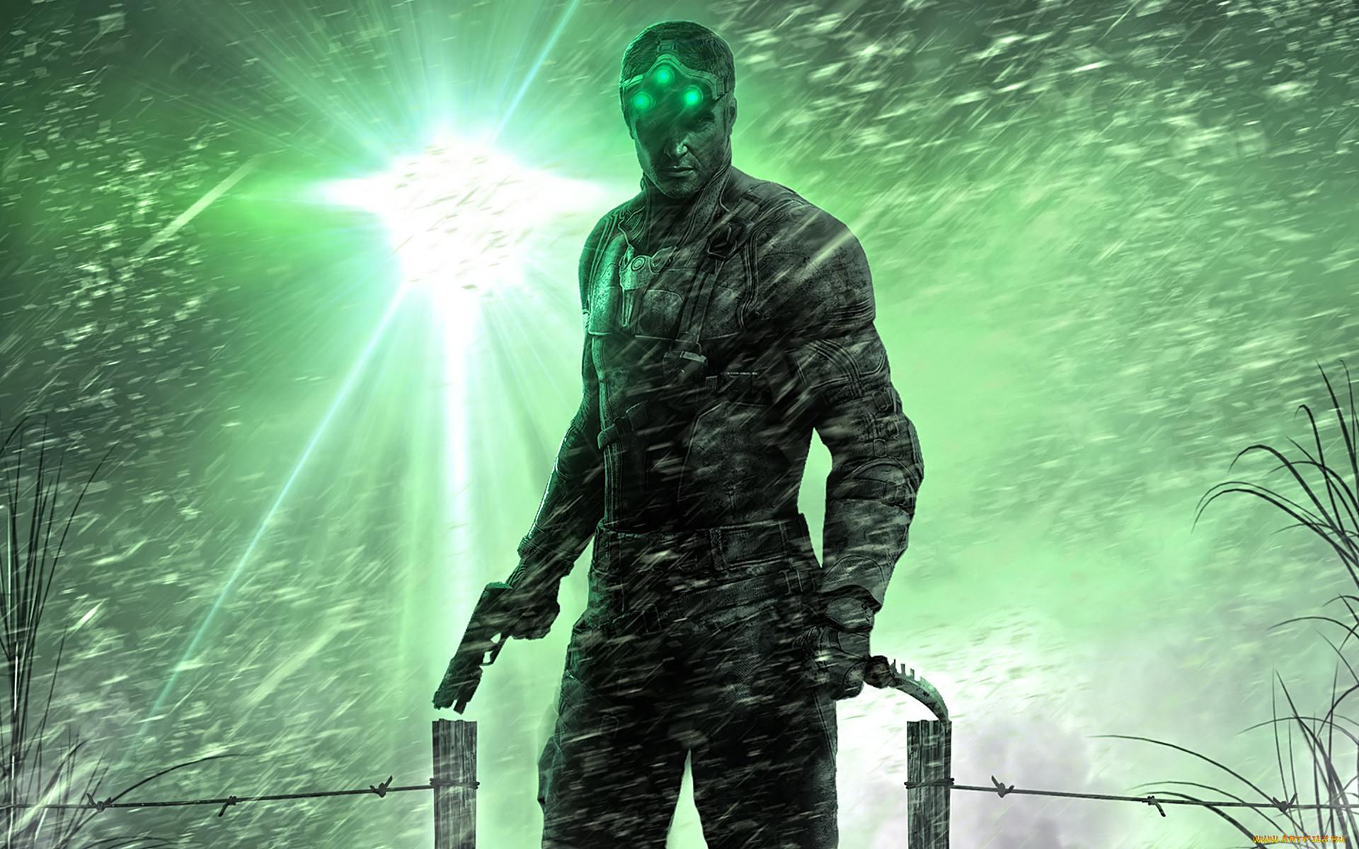 Splinter Cell в 2021 году