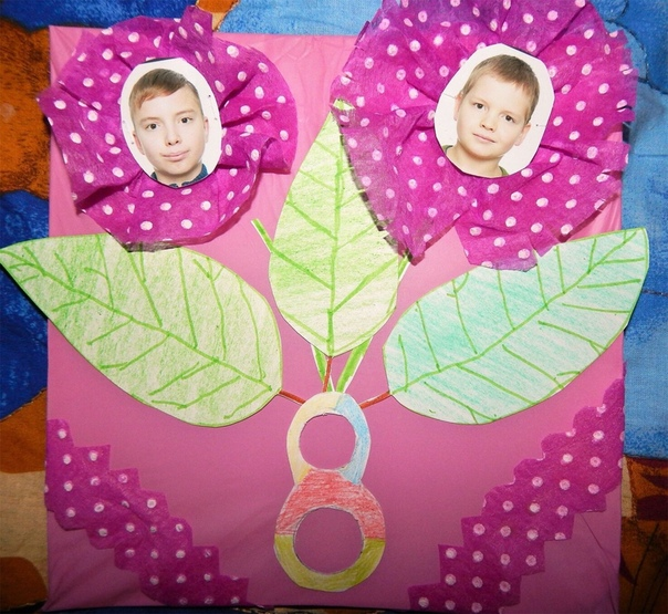 Всем привет!!!!! Хочу поделиться с вами яркой и не очень сложной открыткой к 8 марта, или ко дню рождения бабушки. Почему-то, именно, бабушкам нравятся такие открытки в исполнении внуков и