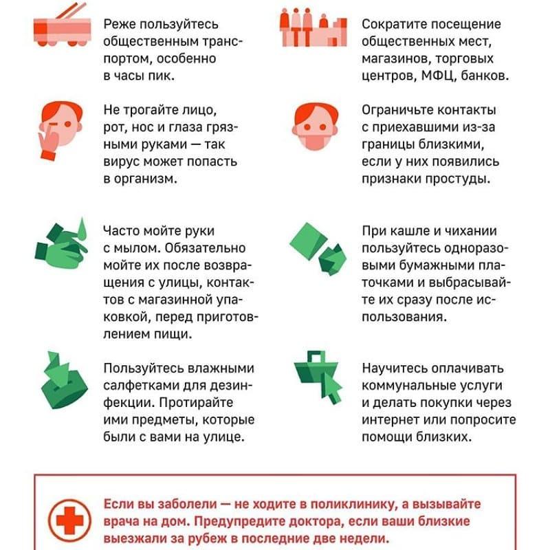 Число заразившихся коронавирусом в России превысило 1,8 тысячи человек