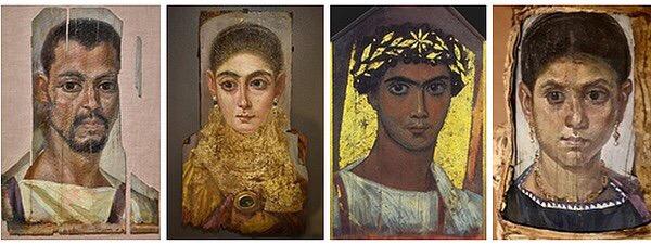 Фаюмские портреты