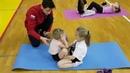 Сборы по фигурному катанию для детей ОФП Упражнения для мышц пресса