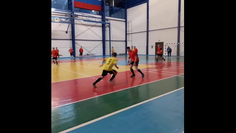 6 тур Чемпионата Грайворонского городского округа по мини-футболу. 07.02.2021 г.