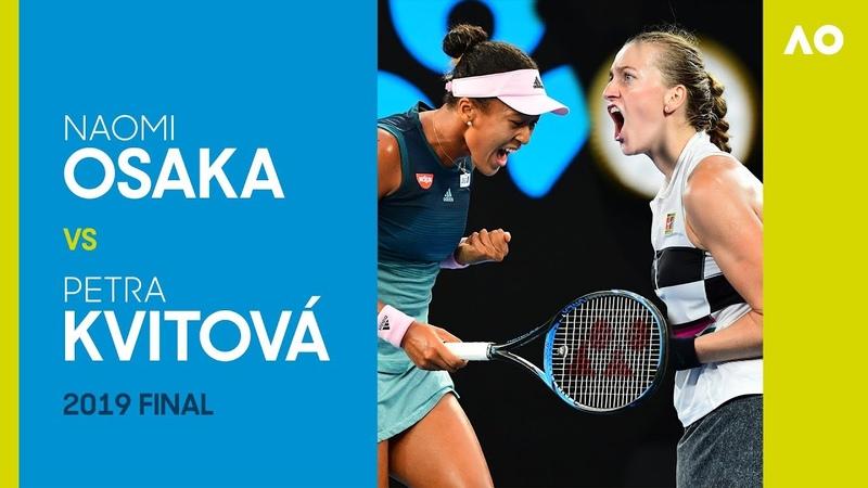 Classic Match AO2019 Women's Final Osaka v Kvitova