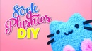 How to make kawaii plushies DIY | DIYs projects to reuse socks
